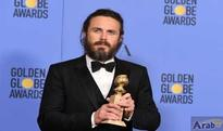 Man of the hour Casey Affleck goes…