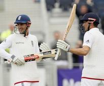 England Test captain Alastair Cook on going past 10,000 runs and breaking Sachin Tendulkar's record