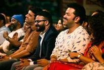 Amar Akbar Anthony gets together in Dubai
