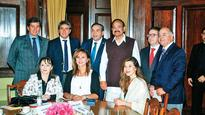M Venkaiah Naidu hails Chile for supporting India in UN