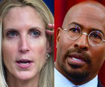 Ann Coulter, Van Jones Clash on Immigration, Agree on Black Vote