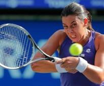 Top seeds crash out in Strasbourg