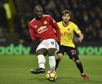 Premier League: Jose Mourinho jokes that Romelu Lukaku's boot contract caused his goal