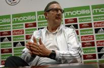 Algeria coach Georges Leekens quits after Africa Nations Cup exit