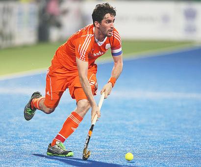 Dutch players Horst, Welten voted 2015 FIH Players of the Year