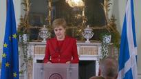 Poll shows surge in support for independence in Scotland - paper