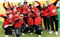 Eastern Province win tournament