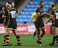 Last-minute Wasps on verge of Euro Cup quarter-finals