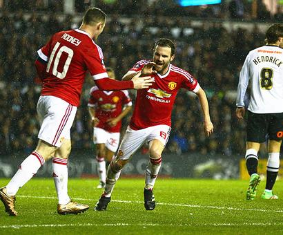 FA Cup: United's win over Derby allows Van Gaal to breathe easy