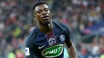 Ivory Coast's Aurier arrested in Paris