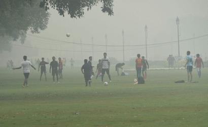 Delhi schools to remain closed due to air pollution