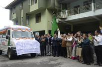 31 Ambulances Flagged Off in Single Day