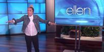 Miley Cyrus took over as host of Ellen DeGeneres' show after the comic fell ill