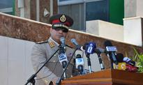 Egypt army chief calls on Egyptians to protest against 'terrorism'