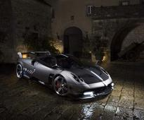 Drift King To Run A Pagani Huayra BC In The World Time Attack Challenge