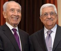 Mahmoud Abbas still believes in Shimon Peres' myth