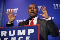 Trump names Carson as housing and urban development secretary