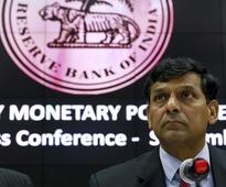 Rajan says RBI working to clean up lenders' balance sheets