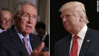 Harry Reid: Donald Trump is a 'flim-flammer,' 'scammer'