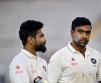 Ashwin-Jadeja combo rules bowling charts