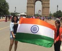 15-year-old Jhanvi Behal prevented from unfurling national flag in Srinagar