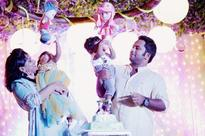Aju Varghese trolled in hilarious way after welcoming twins for the second time