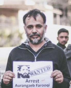 Pak human rights activist, friend gunned down in Karachi