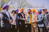 All Eyes On Marathoner Fauja Singh At Vaisakhi 5K Run
