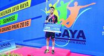 Meiraba bags title in Junior Grand Prix International