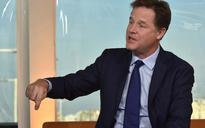 Second Brexit referendum needed because Leave voters are dying off, Nick Clegg suggests