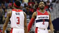 John Wall: Bradley Beal and I have a tendency to dislike each other on the court