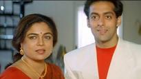 Salman Khan to pay a SPECIAL TRIBUTE to his on screen mother Reema Lagoo at IIFA 2017!