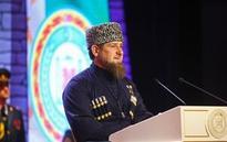 Chechen leader Kadyrov hosts