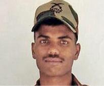 Jawan dies in accident in J&K