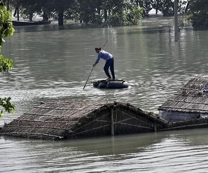 Bihar may be flooded, but caste bias stays afloat