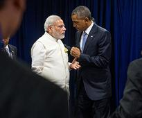 White House happy with progress in India