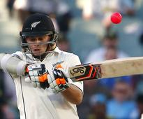 Latham century as New Zealand dominate first day