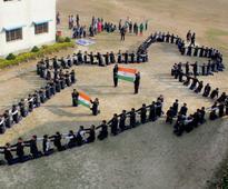 Patriotic fervour marks R-Day celebrations in Karnataka