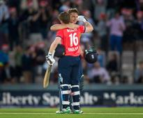 Eoin Morgan hails Jos Buttler after England thump Sri Lanka