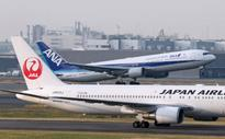 ANA, JAL profits seen climbing to record heights