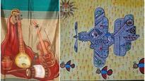 Indian housewives in UAE turn to art to unwind