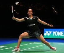 Saina Nehwal crashes out of China Open