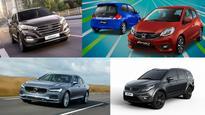Cars launching in October 2016; from Maruti Suzuki Baleno RS to Tata Hexa