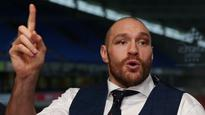Outspoken world heavyweight champion Tyson Fury asked to tone down his comments