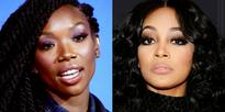 Brandy Has More Words About Monica