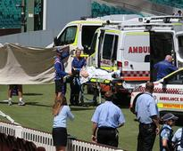 Phil Hughes continues to fight for life; still critical