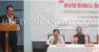 Health mela cum World Malaria day held in Tamenglong