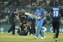 Lost wickets against the run of play: Dhoni