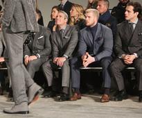 Seen & Heard: Why Did Neil Patrick Harris Feel Like He Was in 'Mannequin' at Men's Fashion Week?