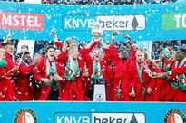 Dutch Cup: Feyenoord beat FC Utrecht 2-1 to lift 12th title